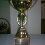 HKK-Pokal für Fam. Kovacs, die besten Züchter des Jahres 2010