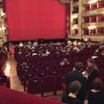 und Abends: In die Oper